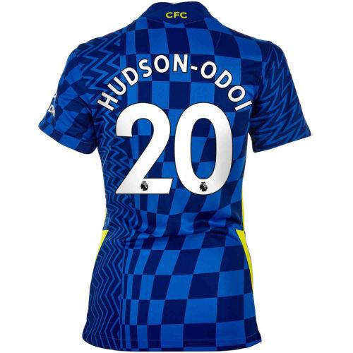 2021/22 Womens Nike Callum Hudson-Odoi Chelsea Home Jersey