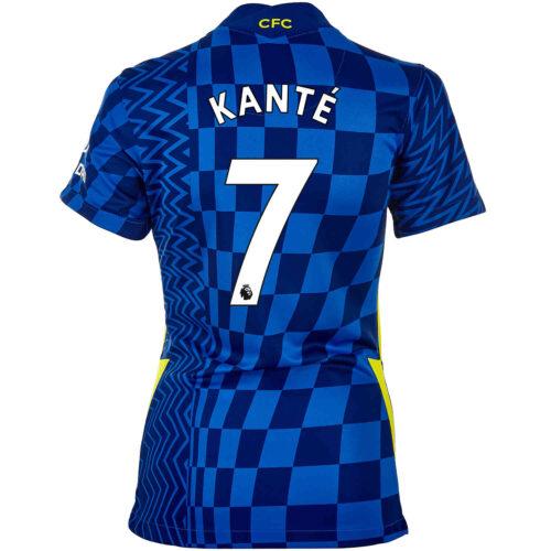 2021/22 Womens Nike N'Golo Kante Chelsea Home Jersey