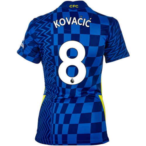 2021/22 Womens Nike Mateo Kovacic Chelsea Home Jersey