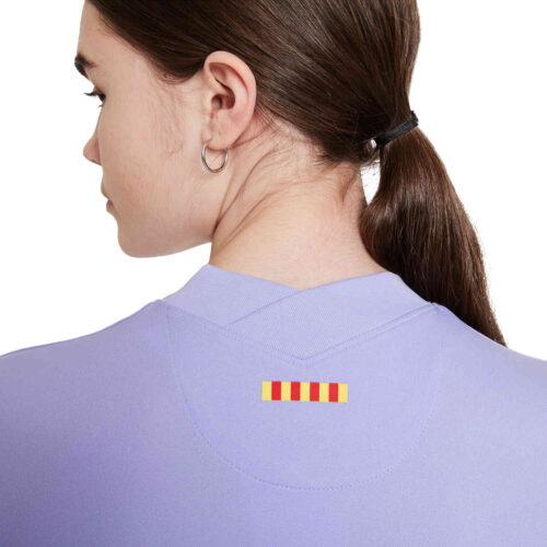 2021/22 Womens Nike Barcelona Away Jersey