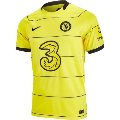 2021/22 Kids Nike Chelsea Away Jersey
