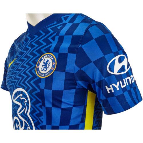 2021/22 Kids Nike Chelsea Home Jersey