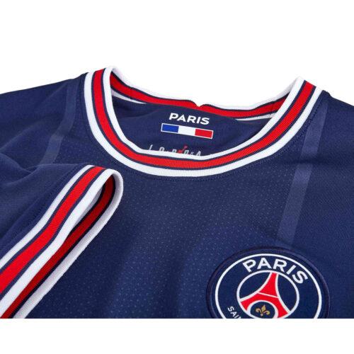 2021/22 Kids Nike Sergio Ramos PSG Home Jersey