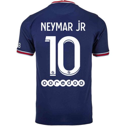 2021/22 Kids Nike Neymar Jr PSG Home Jersey