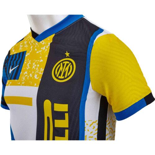 2020/21 Nike Inter Milan 4th Match Jersey