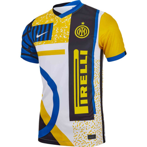 2020/21 Nike Inter Milan 4th Jersey