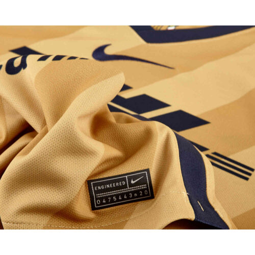 2020/21 Nike PUMAS 3rd Jersey