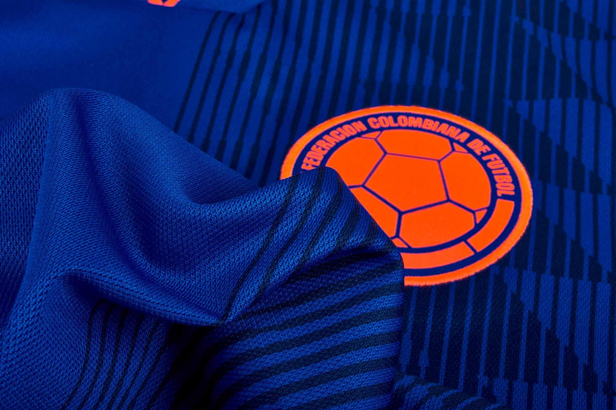 Colombia Soccer Jersey 2018 Away - Joe Maloy 03502483f