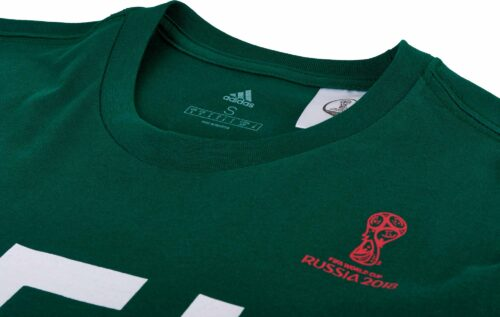 adidas Mexico Tee – Collegiate Green