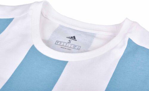 adidas Messi Tee – White