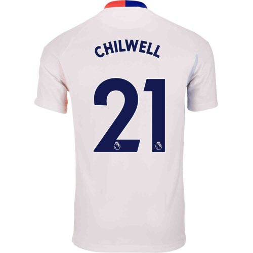 2021 Nike Ben Chilwell Chelsea Air Max Jersey