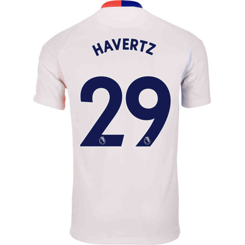 2021 Nike Kai Havertz Chelsea Air Max Jersey