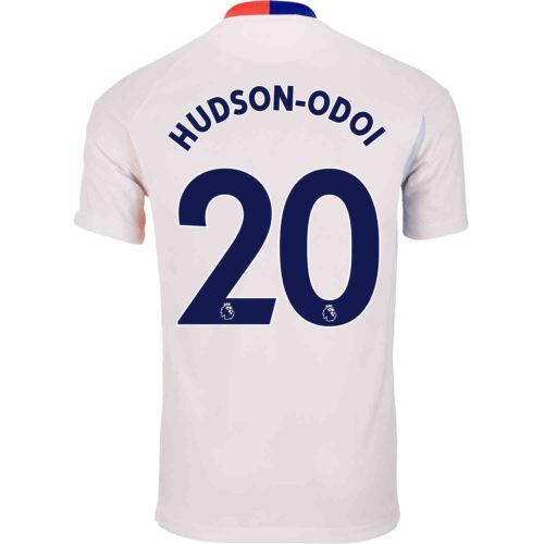 2021 Nike Callum Hudson-Odoi Chelsea Air Max Jersey