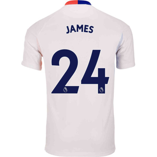 2021 Nike Reece James Chelsea Air Max Jersey