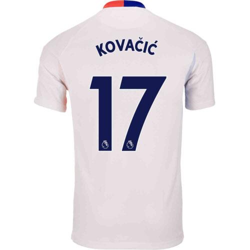 2021 Nike Mateo Kovacic Chelsea Air Max Jersey