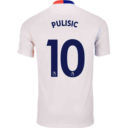 2021 Nike Christian Pulisic Chelsea Air Max Jersey