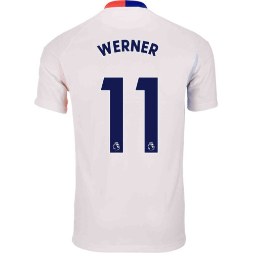 2021 Nike Timo Werner Chelsea Air Max Jersey