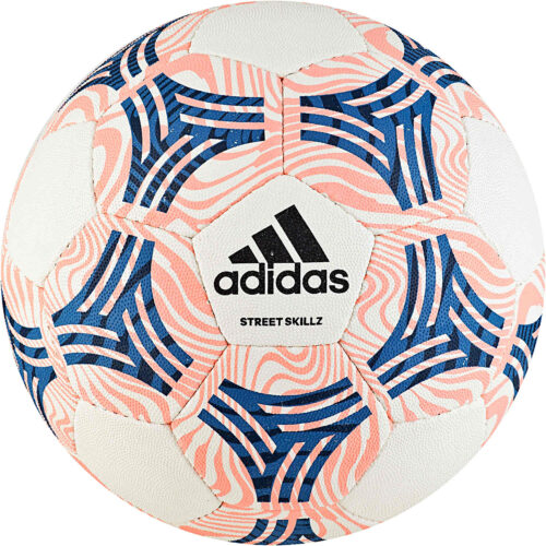 adidas Tango Sala Futsal Ball – White/Clear Orange/Legend Ink
