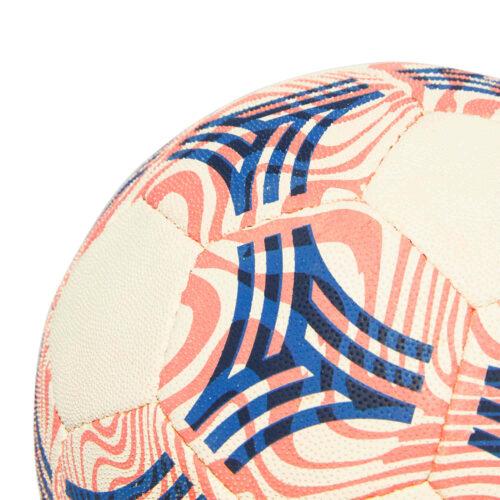 adidas Tango Sala Futsal Ball – White/Clear Orange/Legend Ink