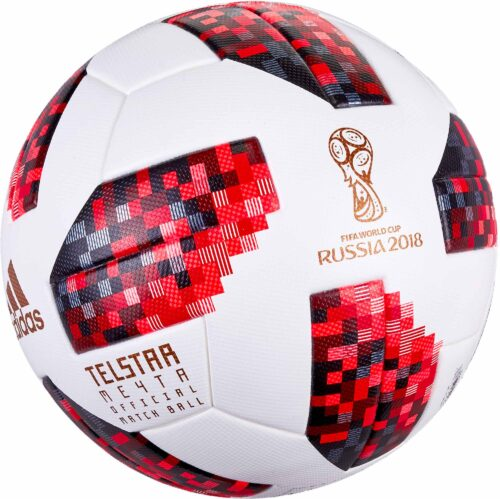 adidas Telstar 18 Official World Cup Match Ball – Knockout Rounds – Mechta