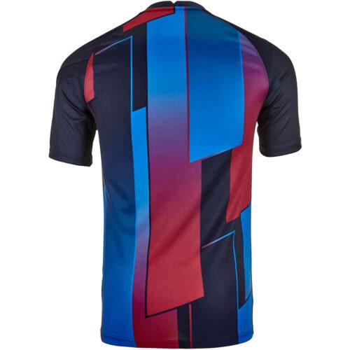 Nike Barcelona Home Pre-match Top – 2021/22