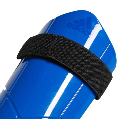 adidas X Club Shin Guard – Football Blue/White