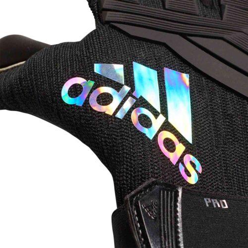 adidas Predator Pro Goalkeeper Gloves – Black/Black