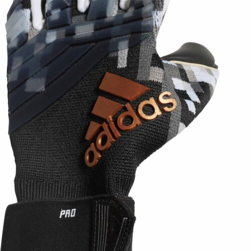 adidas Predator World Cup Goalkeeper Gloves – Red/Black