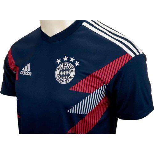 adidas Bayern Munich Home Pre Match Jersey 2018-19