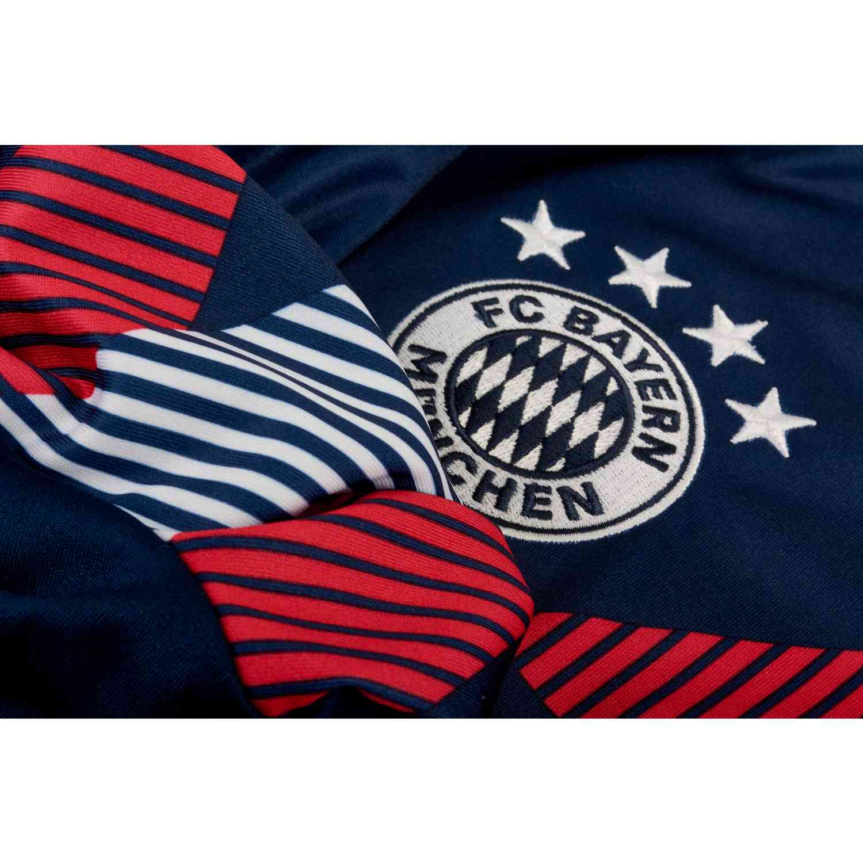 8a3ce9e266a941 adidas Bayern Munich Home Pre Match Jersey 2018-19 - SoccerPro