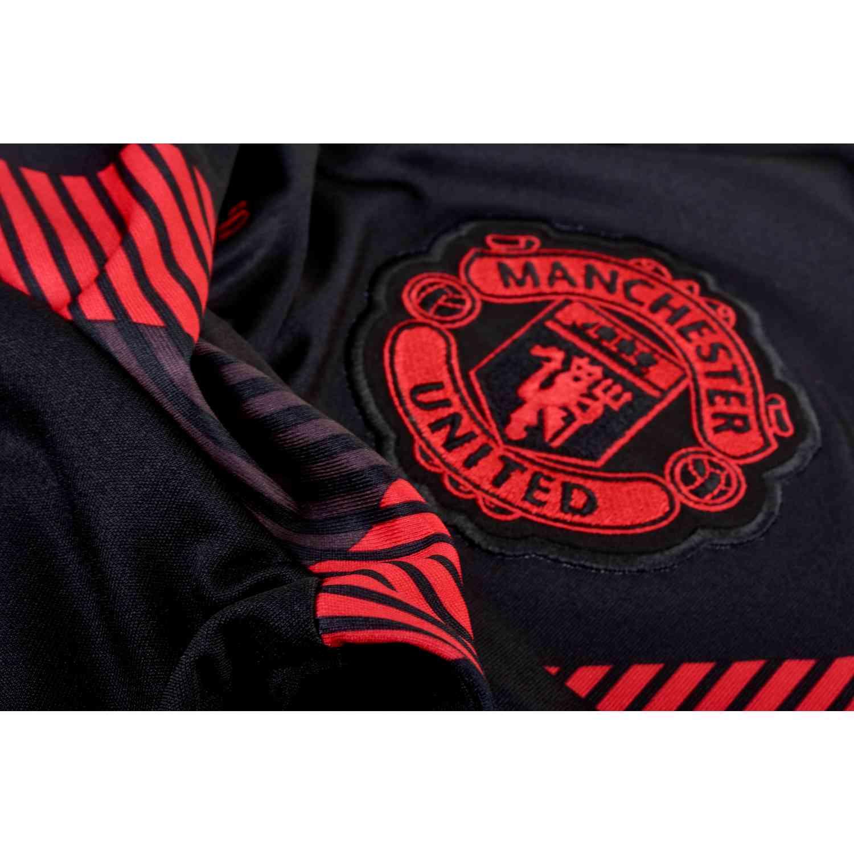 574fab845a0 adidas Manchester United Home Pre Match Jersey 2018-19 - SoccerPro