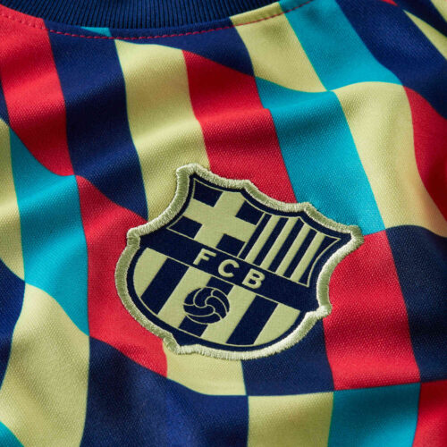 Nike Barcelona Pre-Match Top – 2020/21