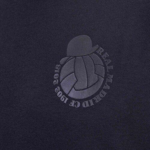 adidas Real Madrid Graphic Sweat Top – Black