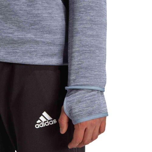 adidas Bayern Munich Z.N.E. Hoodie 3.0 – Raw Steel/Utility Blue