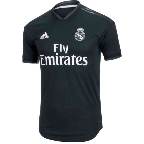 adidas Real Madrid Away Authentic Jersey 2018-19