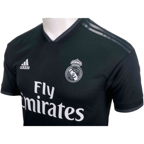 adidas Toni Kroos Real Madrid Away Authentic Jersey 2018-19