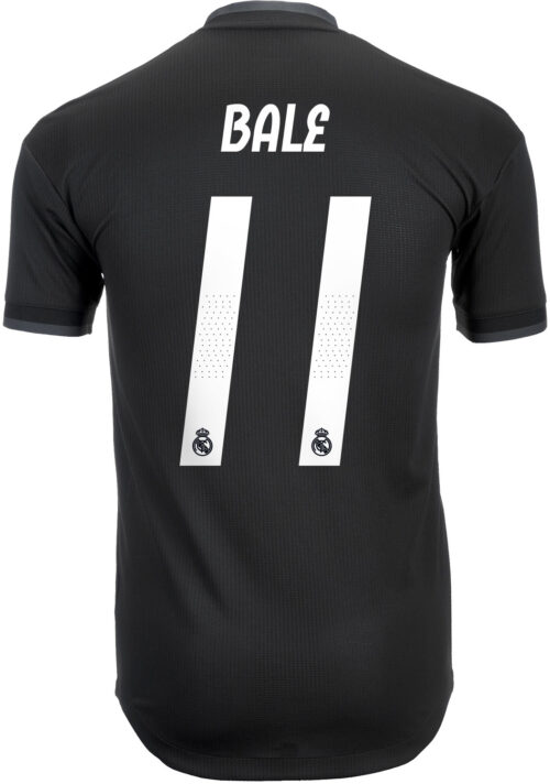 adidas Gareth Bale Real Madrid Away Authentic Jersey 2018-19