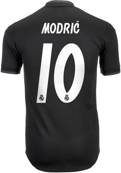 adidas Luka Modric Real Madrid Away Authentic Jersey 2018-19
