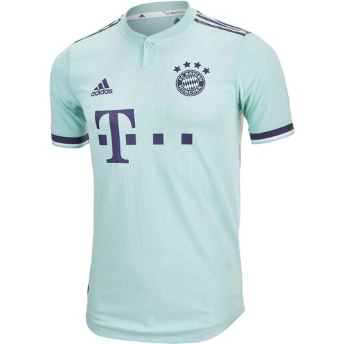 adidas Bayern Munich Away Authentic Jersey 2018-19