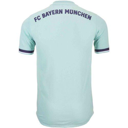 adidas Bayern Munich Away Authentic Jersey 2018-19