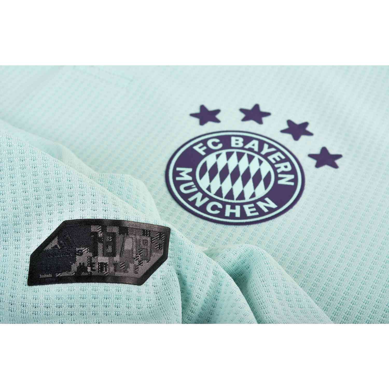 919d7a44f75f8 adidas Bayern Munich Away Authentic Jersey 2018-19 - SoccerPro