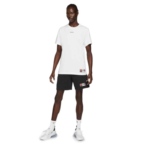 Nike FC Lifestyle Joga Bonito Tee – White/Loyal Blue