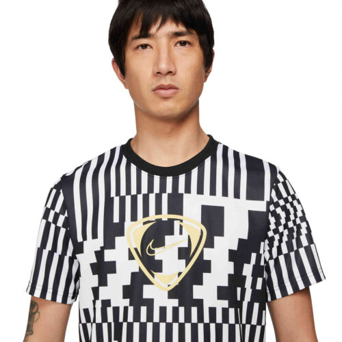 Nike FC Lifestyle Joga Bonito Tee – White/Black