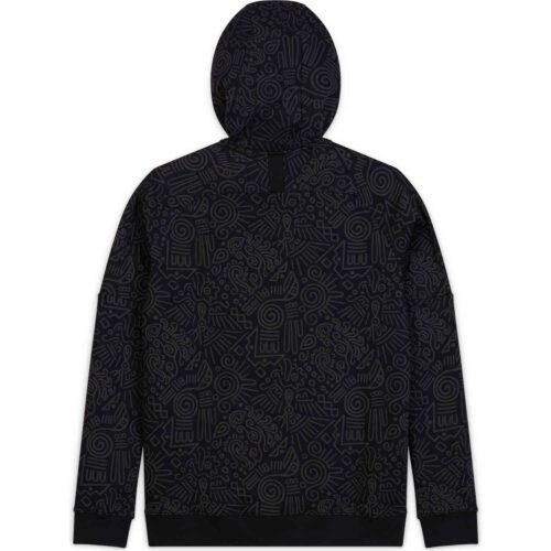 Nike Club America Pullover Fleece Hoodie – Anthracite/White
