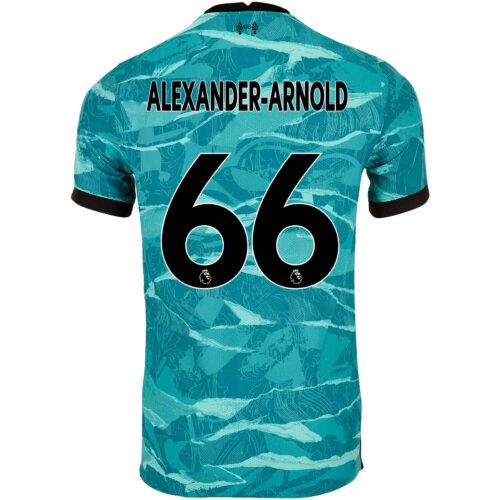 2020/21 Nike Trent Alexander-Arnold Liverpool Away Match Jersey