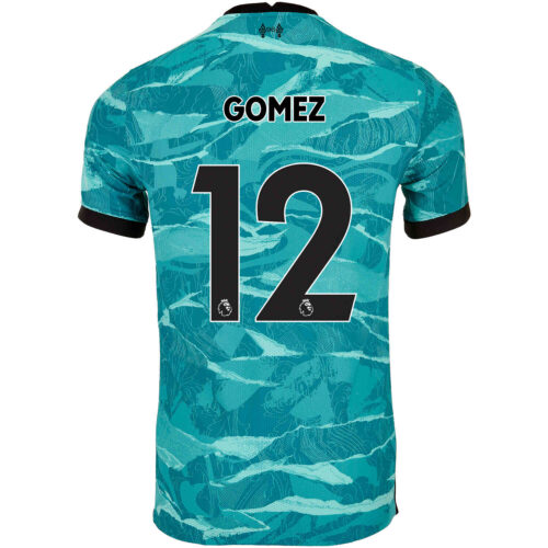 2020/21 Nike Joe Gomez Liverpool Away Match Jersey