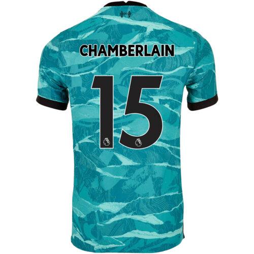 2020/21 Nike Alex Oxlade-Chamberlain Liverpool Away Match Jersey