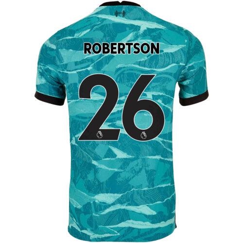 2020/21 Nike Andrew Robertson Liverpool Away Match Jersey