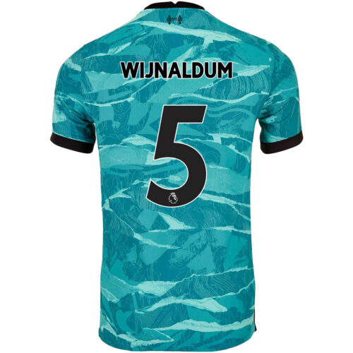 2020/21 Nike Georginio Wijnaldum Liverpool Away Match Jersey