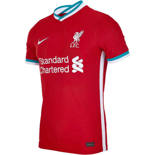 2020/21 Nike Liverpool Home Match Jersey